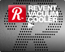 Voir la video du Vacuum Cooler